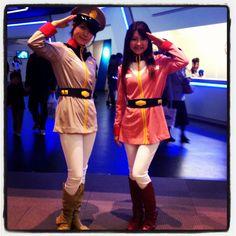 [お台場⑤*2012/04/21]    マチルダさん♡フラウ・ボゥ       @GUNDAM FRONT TOKYO (Diver City Tokyo Plaza)