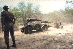SADF Ferret armored car have a way.