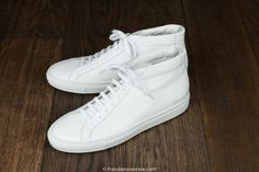 New Arrivals Common Projects instore now!