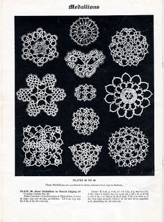 ...for the first tatted shawl in the collection?