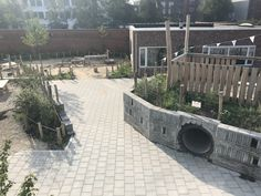 Foto's Playground, Patio, Adventure, Landscape, Belgium, Outdoor Decor, Seeds, Children Playground, Scenery