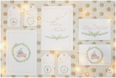 Freebie de Natal: papelaria fofa Gallery Wall, Table Decorations, Frame, Christmas, Home Decor, Pink Play Kitchen, Cute Stationery, Bunting Garland, Candy Table