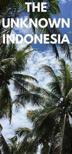 Bali gets all the attention in Indonesia, but there is so much beauty and culture to be experienced in the lesser known Indoneisan islands.