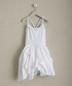 girls swan dancer dress