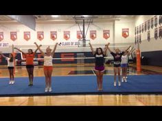 Jump sequence for Aviator Allstars senior tryouts for the season. Tryouts are on the and of July Motions/Jumps are NOT mirrored and. Cheer Routines, Cheer Workouts, Rocket Jump, Cheer Jumps, Class Of 2016, Cheer Dance, Cheer Mom, Shut Up, Cheerleading