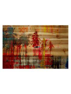 Abbott Kinney by Parvez Taj (Wood)
