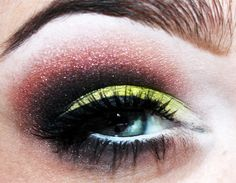 Make-up • kassie-aka-uniquedesire: Shadows from the...