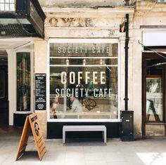 Society Cafe, coffee shop