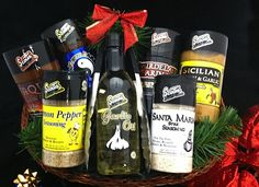 Scott's Food Products Gift Basket
