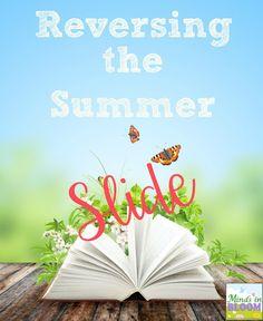 Reversing the Summer Slide   Minds in Bloom