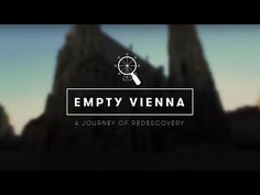 360 video] Empty Vienna – A journey of rediscovery Enjoy The Silence, Augmented Reality, Lessons Learned, Vr, Vienna, Empty, How To Become, Journey, Lost