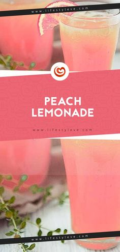 Peach Lemonade - Eve LifeStyle Canning Recipes, Cookbook Recipes, Great Recipes, Favorite Recipes, Peach Lemonade Recipes, Dessert Dips, Desserts, Cocktail Mixers, Juicing For Health