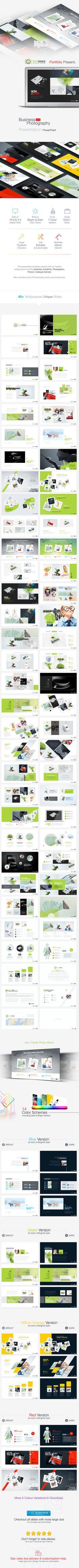 FotoImez | Portfolio Multipurpose Presentation Template #powerpoint #powerpointtemplate Download: http://graphicriver.net/item/fotoimez-portfolio-multipurpose-presentation/10310382?ref=ksioks
