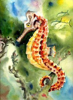 ...seahorse