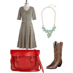 Fieldwork Fashion - Outfit 28