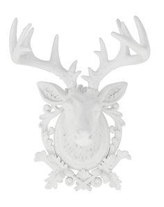 Cervo Decorativo Bianco - Kare