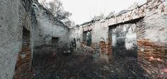 #Spain #Locations Casa en ruinas. Click photo for geolocation and details