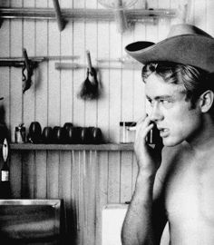 James Dean my favorite cowboy