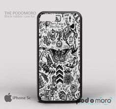 Harry Style Tattoos Collage for iPhone 4/4S, iPhone 5/5S, iPhone 5c, iPhone 6, iPhone 6 Plus, iPod 4, iPod 5, Samsung Galaxy S3, Galaxy S4, Galaxy S5, Galaxy S6, Samsung Galaxy Note 3, Galaxy Note 4, Phone Case