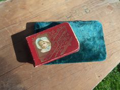 Two Shabby Antique Victorian Autograph Books One by rustysecrets, $30.00