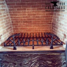 Fireplace | Arc Iron Creations