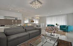 Total white décor. Veja: http://www.casadevalentina.com.br/projetos/detalhes/em-clima-total-white-622 #decor #decoracao #interior #design #casa #home #house #idea #ideia #detalhes #details #style #estilo #casadevalentina #color #white #branco #cor #livingroom #saladeestar