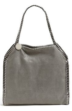 Stella McCartney 'Falabella - Small' Shaggy Deer Tote | Nordstrom