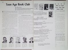 The first Scholastic Book Clubs flyer - 1948