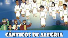 Há muito tempo atrás, a notícia sobre o nascimento de Jesus foi dada por anjos