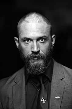 tomhardyvariations: Tom Hardy | April 16, 2015Intense, amazing photo. It feels like a raw preview of Tom Hardy in The Revenant (and Peaky Blinders 3).UK premiere of Child 44Photo credit: Dave J Hogan/Getty Images