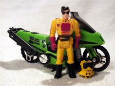 Anyone remember these? M.A.S.K. Condor