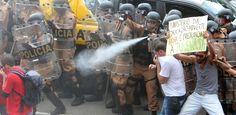 Canadauence TV: Curitiba: 17 policiais foram presos nesta quarta-f...