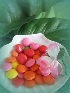 Caramelos en conchas Salas Güerri