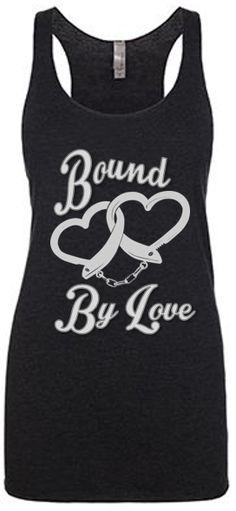 Heart Handcuff Bound Love Tank - FTGS
