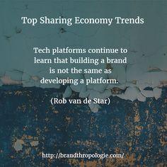 Focus on developing a platform. #LinkInBio #Brand #CMO #b2bMarketing