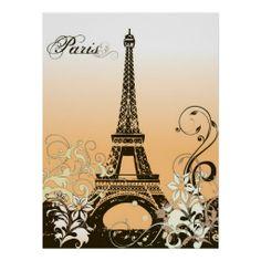 Torre Eiffel Impresiones