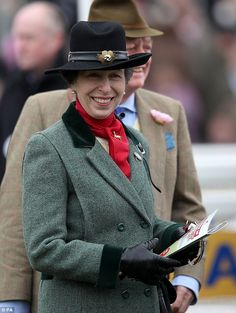 Zara and Mike Tindall looked to be in a particularly jovial mood as they celebrated a win with friends including Dolly Maude at Cheltenham on Thursday afternoon. Princess Elizabeth, Princess Margaret, Royal Princess, Queen Elizabeth, The Queens Children, Timothy Laurence, Lady Ann, Mike Tindall, Zara Phillips