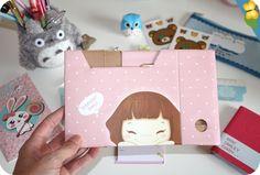 La kawaii box spéciale rentrée par Tamtokki