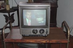 Panasonic Television Set Model CT-117