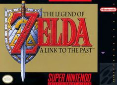 Legend of Zelda: A Link to the Past on SNES
