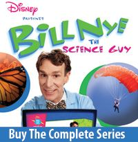 Bill Nye the Science Guy - Video Demos