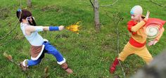 Fight of the Avatars by ~Kida-Takashi