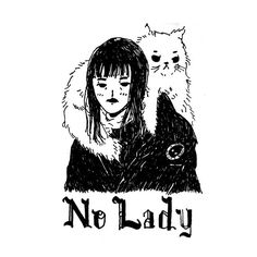 No Lady No Luck!! . . . #drawing #illustration #design #shirt? #sketch #portrait #art #artph