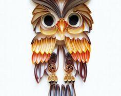 Este arte enclavijada es hecho a mano de colores tiras de papel. La mariposa está hecha con tiras de papel de 8mm.  -Dimensiones de la imagen: 200x200mm  La imagen es sin marco.  Déjeme por favor saber a través de ETSY conversación si usted tiene cualesquiera preguntas!  ¡Gracias