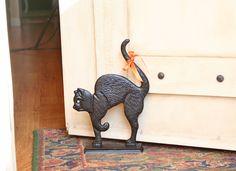 sweet door stopper for halloween