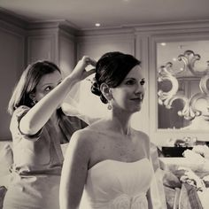 Bridal hair and makeup at Nutfield priory by Www.stephaniedorelli.com