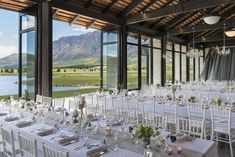 A stunning wedding ceremony and reception at Jacks Point Clubhouse in Queenstown, New Zealand with Simply Perfect Weddings. New Zealand Wedding Venues, Wedding Dresses Nz, Queenstown New Zealand, Wedding Locations, Wedding Destinations, Destination Weddings, Wedding Trends, Wedding Ideas, Indian Wedding Decorations