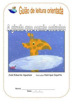 José Eduardo Agualusa Ilustrações Henrique Cayatte Nome: _______________________________ Data: ___/___/___