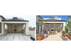Rooftop & Courtyard Garden - Baldridge Landscape   Baldridge Landscape