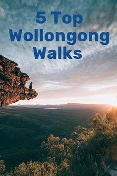 Discovering a new destination on foot can be the best way to take in all of its beauty. These 5 Top Wollongong NSW Walks are the perfect way to get back to nature and see more of Wollongong. Australia Travel Guide, Visit Australia, Hiking Guide, Hiking Trails, Places To Travel, Places To See, Wollongong Australia, City By The Sea, Travel Inspiration
